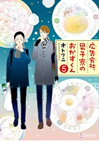 広告会社、男子寮のおかずくん (5)