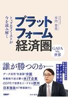 プラットフォーム経済圏 GAF...