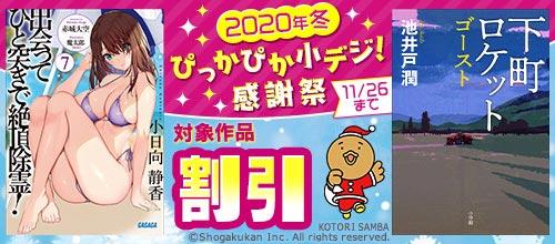 [2020/11/13 - 2020/11/26] 2020年冬 ぴっかぴか小デジ!感謝祭